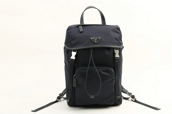 2015 New Prada Nylon Backpack BZ0039 Sale Online