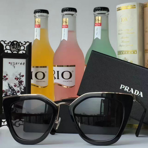 2017 New Prada Cinema Sunglasses SPR53S for Women