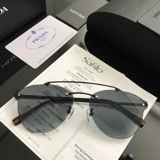 2019 Prada Linea Rossa PS55TS Eyewear for Men