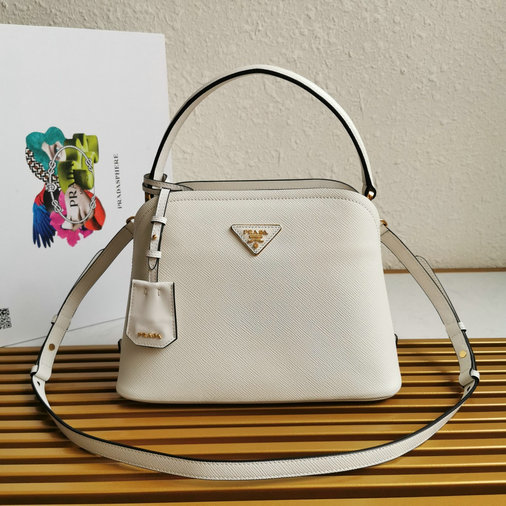 2020 Prada Matinée Mini Bag in Saffiano Leather