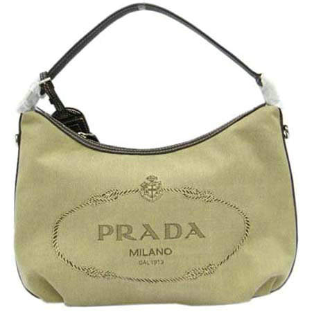 Prada Shoulder Bag in Apricot