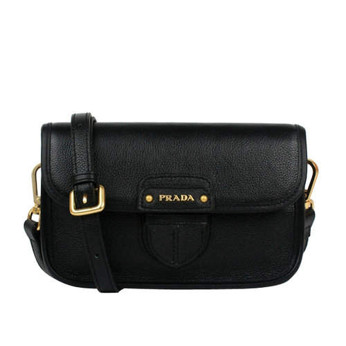 Cheap Prada Clutch Bag in Black