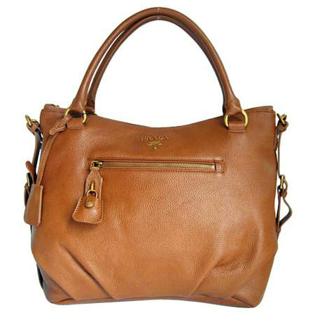 Prada Shoulder Bag in Brown