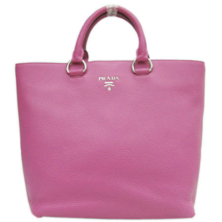 Prada Top Handles in Rosy