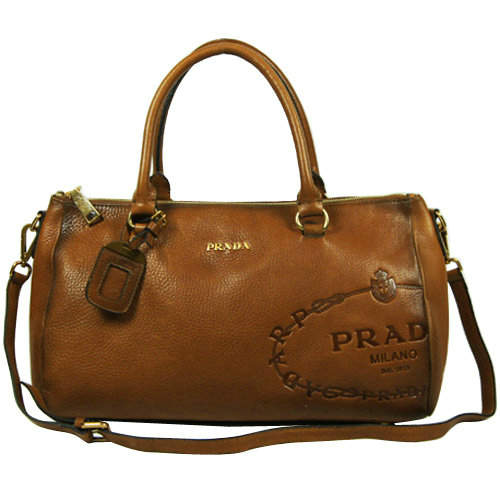 Prada Wheat Shoulder Bag