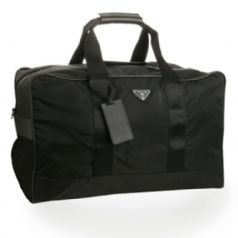 Free Gift for order amount over 800AUD-Prada Duffel Travel Bag in Black